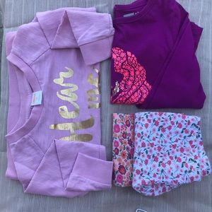 Bundle of 4 items 3t